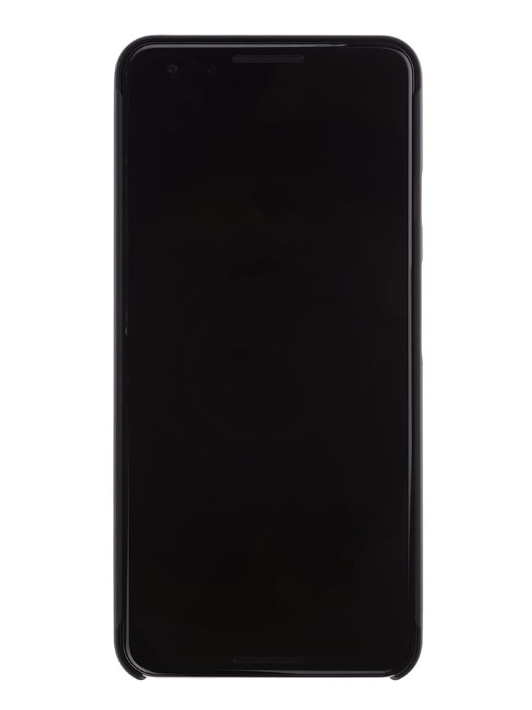 Air Jacket for Pixel 3 Rubber Black front