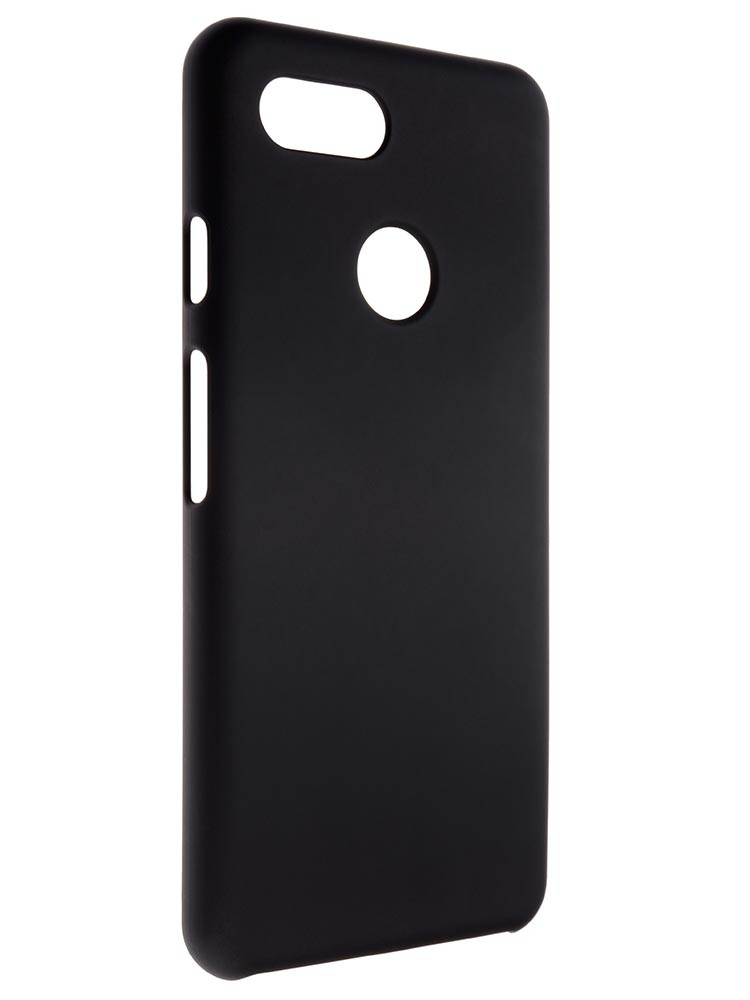 Air Jacket for Pixel 3 Rubber Black
