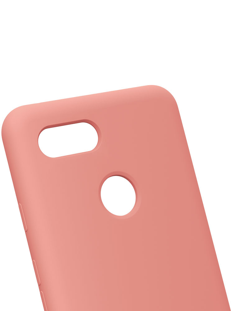 Silicone Jacket for Pixel 3 Dark Melon