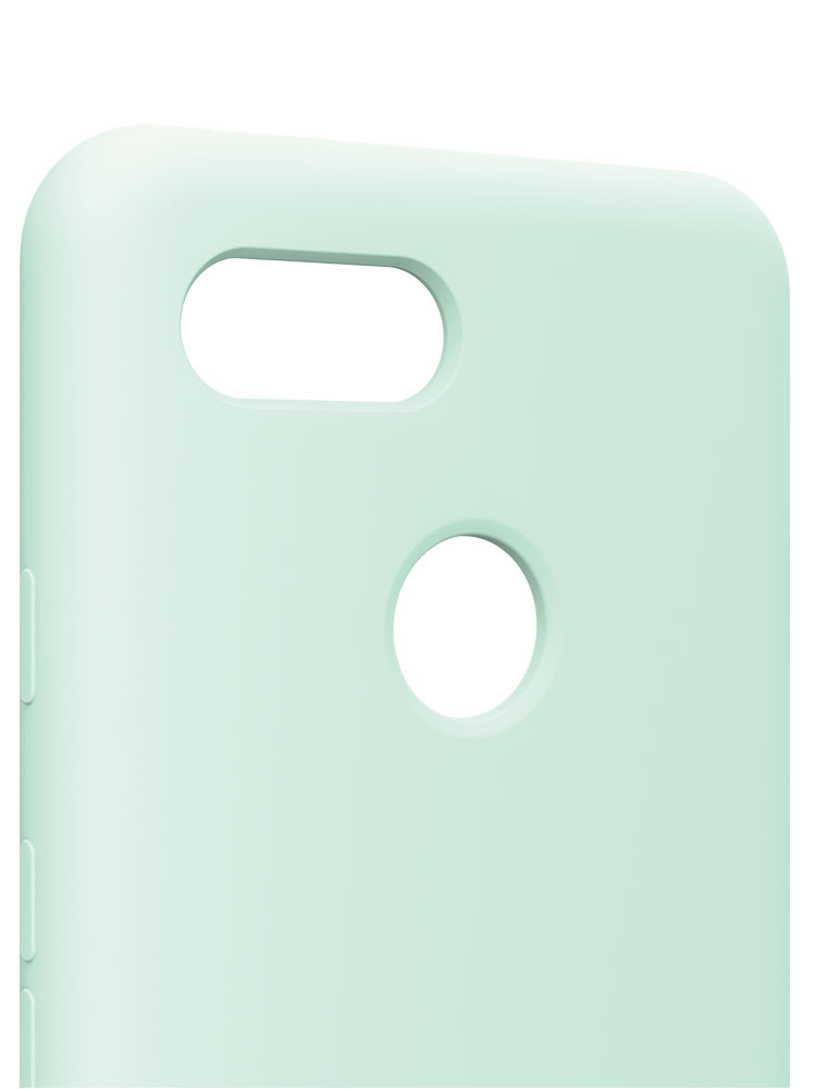 Silicone Jacket for Pixel 3 Sea Glass
