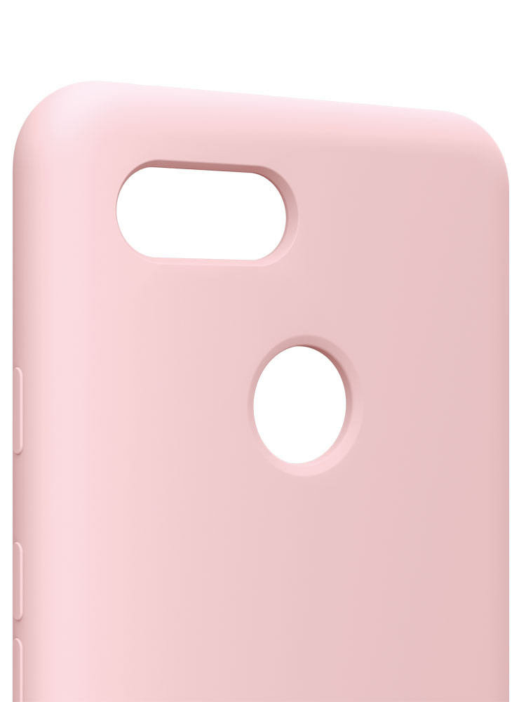 Silicone Jacket for Pixel 3 XL Peach