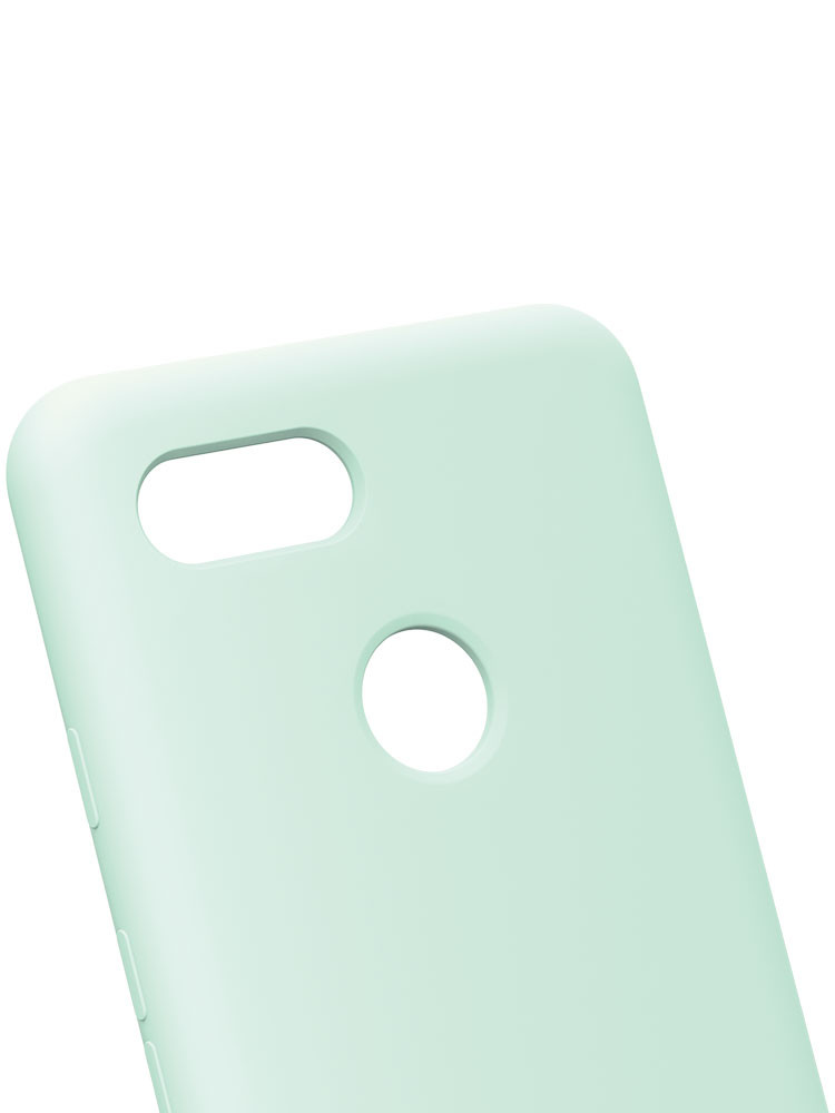 Silicone Jacket for Pixel 3 XL Sea Glass