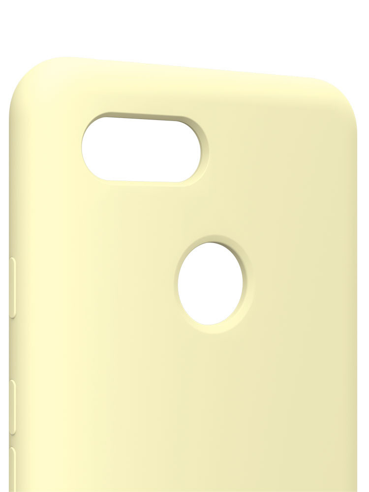 Silicone Jacket for Pixel 3 XL Pineapple