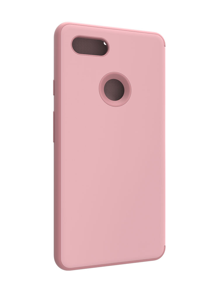 Air Jacket Luxe Flip for Pixel 3 Peach