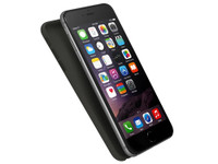 Air Jacket Rubber Black for iPhone 6/6s Plus
