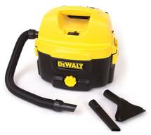 DeWalt Cordless/Corded Wet/Dry Vacuum