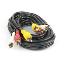 Audio/Video Cable: 8'