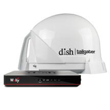 DISH Tailgater Antenna Bundle with Wally