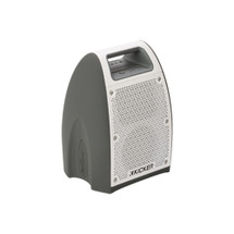 KICKER Bullfrog® Bluetooth® Music System - Grey