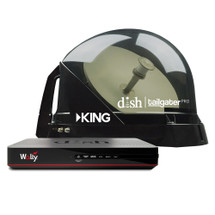 DISH Tailgater Pro Antenna Bundle with Wally