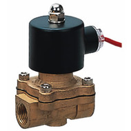 """HIGH FLOW 1/2"""" 2-Way Solenoid Valve With All Fittings"""