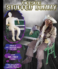 Dummy Poseable With Hands-Arms