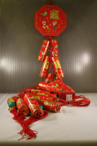 Chinese Firecracker String (Electric)