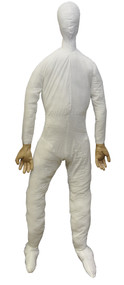 Full Size Dummy Mannequin with Hands Fabric Cloth