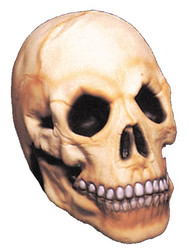 Latex Skull Halloween Prop (Small)
