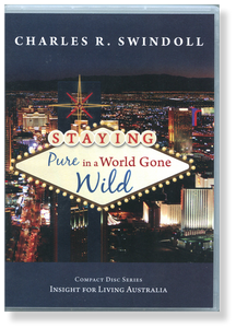 Staying Pure In A World Gone Wild.  4 CD Series