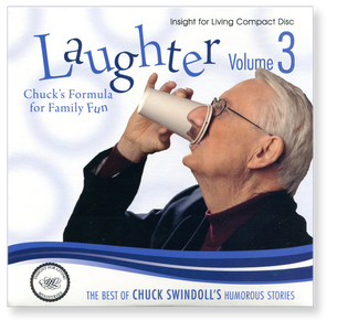 Laughter Volume 3: Chuck's Formula for Family Fun.  CD