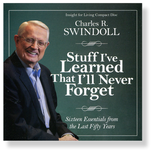 Stuff I've Learned: Sixteen Essentials from the Last 50 Years.  1 CD Series