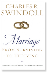 Marriage: From Surviving to Thriving.  Paperback Book
