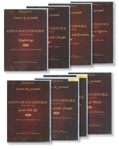 God's Masterwork Complete Series, Volumes 1-7.   68 CD Series Set