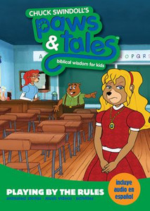 Paws & Tales Volume 9: Playing by the Rules.  DVD