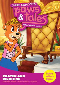 Paws & Tales Volume 12: Prayer and Rejoicing.  DVD