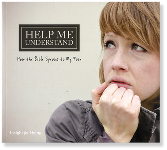Help Me Understand: How the Bible Speaks to My Pain.  Paperback Book
