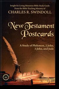 New Testament Postcards: A Study of Philemon, 2 John, 3 John, and Jude 2.  Study Guide
