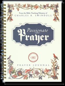 Passionate Prayer Journal