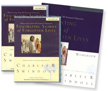 Fascinating Stories of Forgotten Lives.   14 CD Series & Workbook