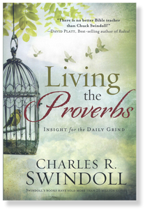 Living the Proverbs. Paperback Book