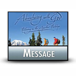 Adventuring With God:  01  Reaching Our World.   MP3 Download