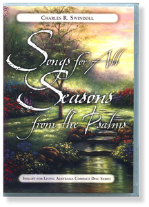 Songs for All Seasons from the Psalms.  6 CD Series