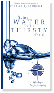 Life Maps 2: Living Water For A Thirsty World.  Paperback Book