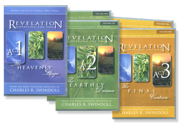 Revelation.  Acts 1-3.  40 CD Set