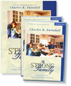 The Strong Family.   18 CD Series & Workbook