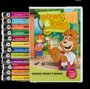 Paws & Tales Set. 13 DVDs