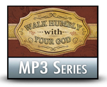 Listener Favourites, Volume 3: Walk Humbly With your God.  6 MP3 Download Set
