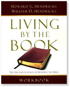 Living By The Book Workbook.  Paperback Book