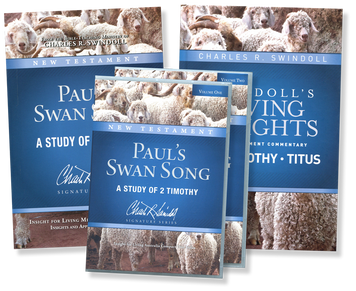 Paul's Swan Song Set.  14 CD Series, Bible Companion & Commentary