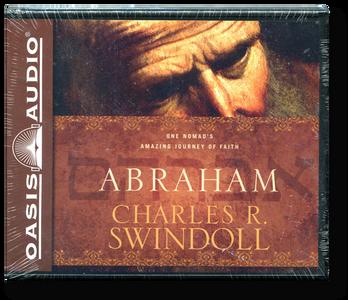 Abraham Audio Book.  7 CDs