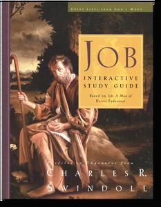Job - A Man of Heroic Endurance.  Workbook