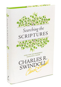 Searching the Scriptures: Find the Nourishment Your Soul Needs.  Hardcover Book