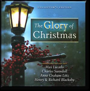 The Glory of Christmas.  Hardback Book