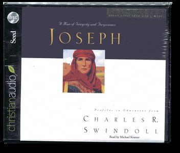 Joseph - A Man of Integrity and Forgiveness.   Audio Book