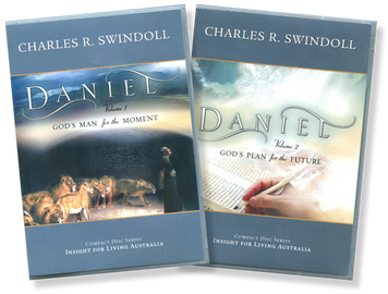 Daniel, Volumes 1 & 2.  18 CD series with Bible Companion