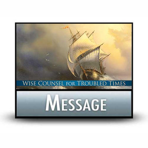 Wise Counsel for Troubled Times:  04  Thinking Biblically.  MP3 Download