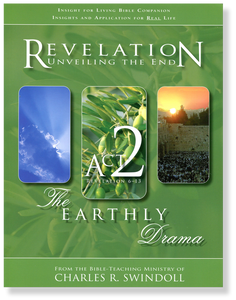 Revelation - Unveiling the End, Act 2: The Earthly Drama.  Workbook