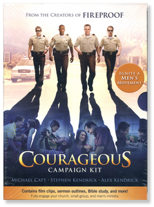Courageous Campaign Kit.
