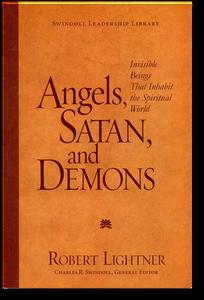 Angels, Satan, and Demons. Paperback Book.